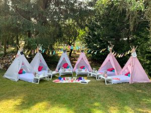 Tipi Party